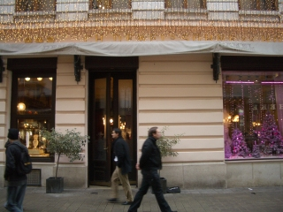 Demel, shop