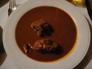 Goulash in Vienna