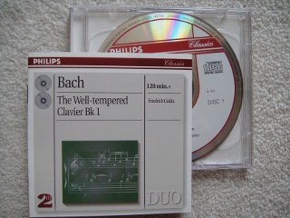 Bach, well-tempered