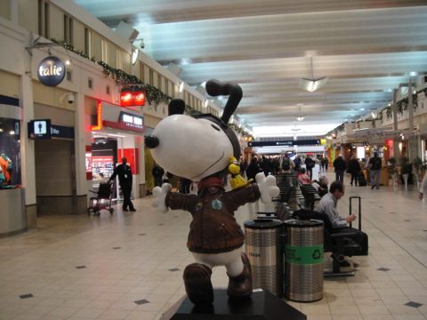 Snoopy in MSP